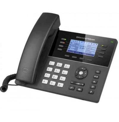IP телефон Grandstream GXP1780 - IP телефон. 4 SIP аккаунта, 8 линий, POE 32 virtualBLF